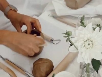 Luxury Clay Hand-Building Event