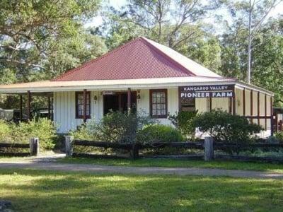 Pioneer Village Museum, Kangaroo Valley